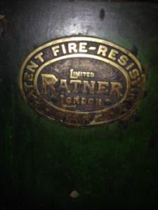 Ratner safe