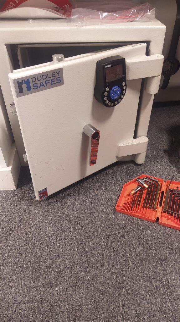 Kaba digital safe